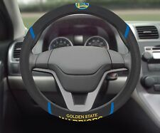 Golden State Warriors Embroidered Steering Wheel Cover