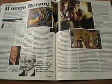 L'Espresso.Werner Herzog,iii
