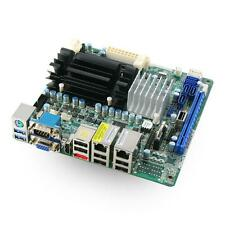 ASRock AD2550R Intel Atom Mini-ITX Server Board w/ Dual Intel LAN, Teaming, TPM