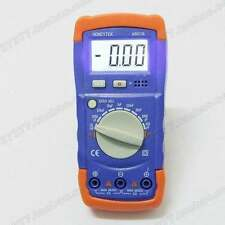 new Digital LCD Capacitance Capacitor LCR Meter Tester Multimeter 20mF - 200pF
