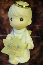 "Precious Moments-#272787 ""And You Shall See A Star"" Nativity Angel- NIB"