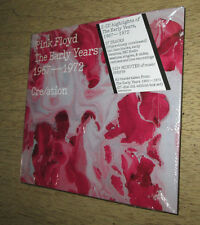 PINK FLOYD the early years 1967-1972 Cre/ation SEALED 2016 PROMO 2-CD SET