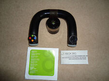 Genuine XBOX 360 wireless steering speed wheel controller