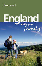 Frommer's England with Your Family (Frommers With Your Family Series),GOOD Book