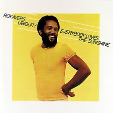ROY AYERS Everybody Loves Sunshine POLYDOR RECORDS Sealed Vinyl Record LP