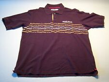 Ecko Unlimited World Famous Rhino Brand Polo Shirt Men's Size XL