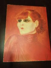 Otto Dix, Stuttgart, Germany exhibition for 90th birthday, 1982, art catalog