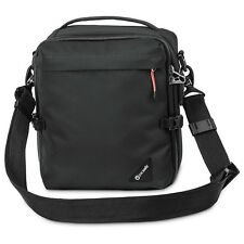 30% OFF! NEW PACSAFE CAMSAFE LX8 ANTI-THEFT CAMERA SHOULDER BAG. BLACK