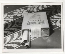PHOTO ANCIENNE - Paquet de cigarettes Gauloises Caporal Nature morte Vers 1970