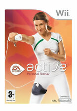 EA Sports Active: Personal Trainer (Nintendo Wii, 2009)