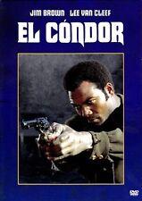 EL CONDOR (1970) **Dvd R2**  Jim Brown Lee Van Cleef,