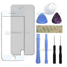 White LCD Screen Glass Lens Replacement+Film Guard for Apple iPhone 6s 4.7+Tools