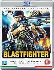 BLASTFIGHTER - Blu Ray Disc -