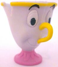 CHIP Walt Disney BEAUTY AND THE BEAST Teacup PVC TOY Figure CAKE TOPPER FIGURINE