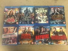 NEW BLU-RAY Films * ACTION THRILLER MOVIES BUNDLE * 8 FILMS PS3 BLU RAY