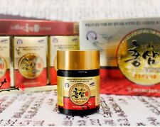 100% PURE Korean Red Ginseng Extract Gold VIP100 Panax 100g × 1ea Bottle