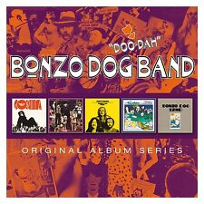 BONZO DOG BAND - ORIGINAL ALBUM SERIES 5 CD NEU