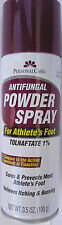ANTIFUNGAL FOOT SPRAY FOR ATHELETE'S FOOT Generic Tinactin  1%Tolnaftate, 3.5 oz