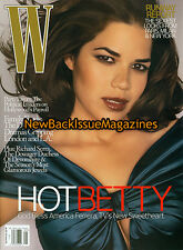 W 5/07,America Ferrera,May 2007,NEW