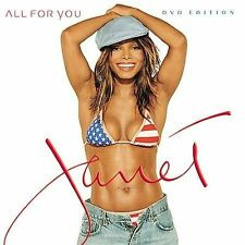 Janet Jackson, All for You (DVD Edition) Audio CD