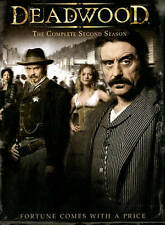 Deadwood - The Complete Second Season--NEW, FACTORY SEALED!!
