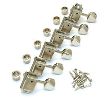 Gotoh Locking Tuners (SD91-MG)  6 In-Line Vintage Style Tuning Pegs