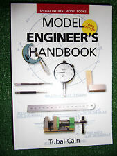 Model Engineer's Handbook engineers book manual Tubal Cain data facts procedures