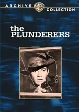 THE PLUNDERERS (1960 Jeff Chandler) Region Free DVD - Sealed