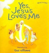 Yes, Jesus Loves Me (Music to See Books) - Incredible quality!!