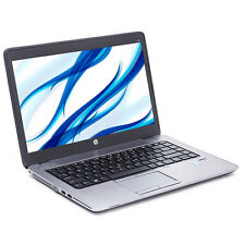 HP EliteBook 840 G2 2.3GHz i5 8GB 500GB Windows 10 Pro 64 Laptop with Webca