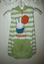 MIFFY the Bunny Armless Hoodie by DOE, New With Tags Size XL