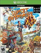**NEW** Sunset Overdrive *Day One Edition* Xbox One
