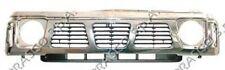 Grille de calandre chrome NEUF nissan patrol GR Y60 2.8 td 1988 à 1995