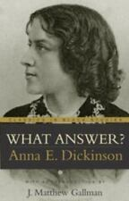 What Answer (Classics in Black Studies)