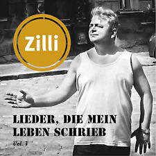 """Zilli Henneberg - """"Lieder, die mein Leben schrieb"""" - handsigniertes Album"""