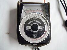 Leningrad medidor de luz en caso de con instrucciones
