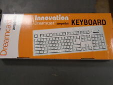 New Sega Dreamcast Keyboard for Phantasy Star Online & Typing of the Dead