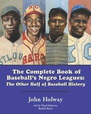 Complete Book of Baseball's Negro Leagues-ExLibrary