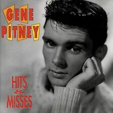 Hits & Misses by Gene Pitney (CD, Dec-1993, Bear F. Records (Germany) PRISTINE!