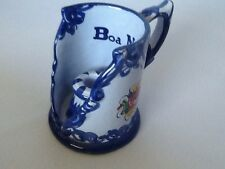 Candle Holder Blue Portugal Mug Form Boa Noite