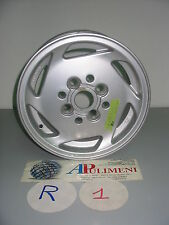 "6195942 CERCHIO IN LEGA (WHEEL RIM) FORD FIESTA 89  5,5X13"" ORIGINALE!!"