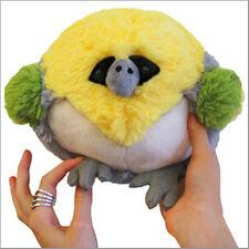 "SQUISHABLE Palila Bird 7"" Mini Plush round stuff animal Amazingly NEW in Pkg"