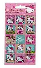 Paper projects HELLO KITTY re-usable foil Rewards stickers Age 3 +
