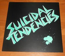 Suicidal Tendencies Poster 2-Sided Flat Square 1990 Promo 12x12