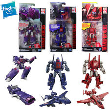 3 SET HASBRO TRANSFORMERS IDW COMBINER WARS ROBOT SHOCKWAVE POWERGLIDE VIPER TOY
