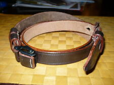 mauser k98 sling finest sling on ebay,rarest code!ww2 germany ax 40, mauser part