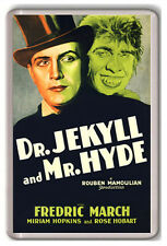 DR JEKYLL AND MR HYDE 1931 FRIDGE MAGNET IMAN NEVERA