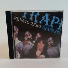 Renato Zero TRAPEZIO cd