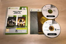 JEU XBOX 360 DOUBLE PACK HALO REACH + FABLE 3 COMPLET OCCASION
