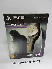 DARKSIDERS II 2 COLLECTOR'S EDITION - PS3 - NUOVO SIGILLATO NEW - PAL ITA